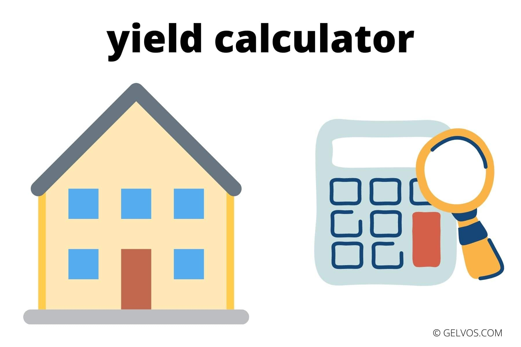 Yield calculator